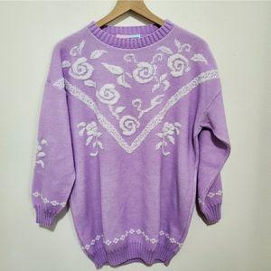 Vintage | Pastel Sweater